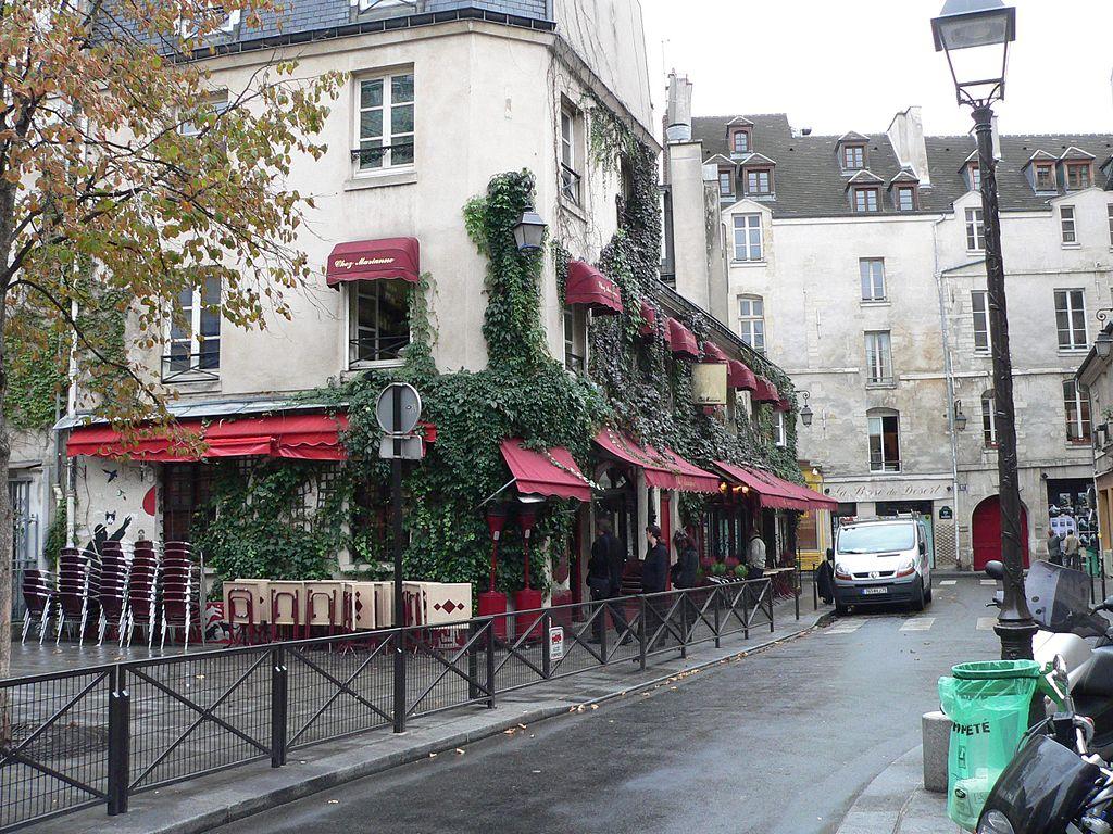 Marianne Restaurant Paris