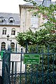 Paris 75006 Square Tarass-Chevtchenko 20110825.jpg