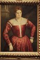 Paris Bordone - Portrait einer Frau.tif