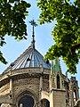 Paris Notre-Dame cathedral exterior apse 20110506.jpg
