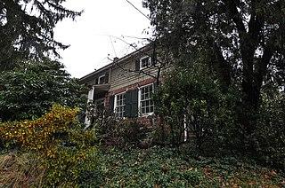 Frederick Wortendyke House (Park Ridge, New Jersey) United States historic place