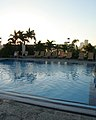 Parque Central Hotel Roof pool evening 2 (3207013716).jpg