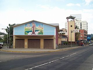 Valera Place in Trujillo, Venezuela