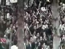 پرونده:Part of the marching of the people during the Iranian Revolution 1979.webm