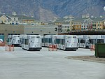 Part of the new New Flyer XDE60 bus fleet for the Provo Orem MAX, Dec 17.jpg