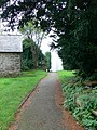 Path to the pub - geograph.org.uk - 568888.jpg