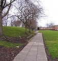 Pathway to Lower Broughton Road - geograph.org.uk - 1294564.jpg