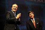 Paul Begala & Tucker Carlson (6877245099).jpg