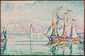 Paul Signac - Antibes, Ranek.jpg