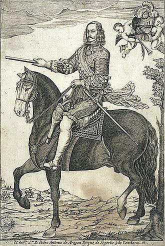 Pedro Antonio de Aragón - Pedro Antonio de Aragón.