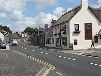 Kirkoswald, South Ayrshire - The Main Street