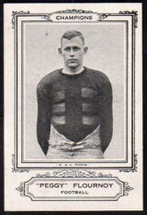 1925 College Football All-Southern Team - Peggy Flournoy of Tulane was a near unanimous selection.