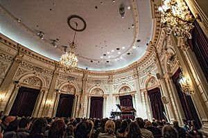 Iranians in the Netherlands - Persian piano music recital by Pejman Akbarzadeh at Amsterdam Concertgebouw, April 2012