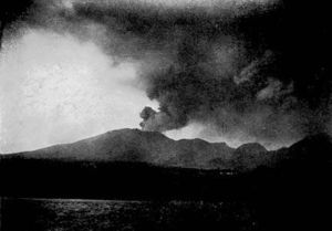 Mount Pelée - 1902 eruption