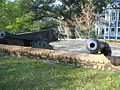 Pensacola Fort George cannon02.jpg
