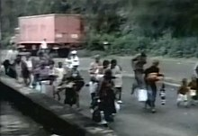 People fleeing during 1993 Burundian genocide.jpg