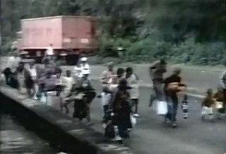 Burundian Civil War