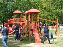 Does More Time On Playground Equal >> Playground Wikipedia