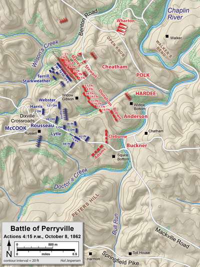 Perryville 1615