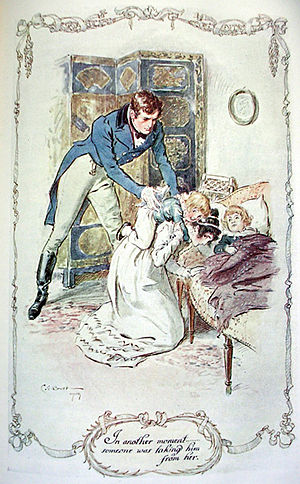 English: Persuasion(ch. 9) Jane Austen: In ano...