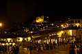 Peru - Cusco 033 - night glow of the plaza (7084786635).jpg