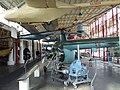Petőfi Csarnok, Repüléstörténeti kiállítás, Rubik R-15b Koma és WSK-Swidnik Mi-1 helikopter.jpg