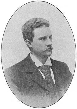 Peter Diedrich van Eysden - Onze Tooneelspelers (1899)