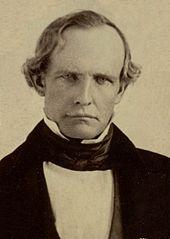Peter Hardeman Burnett circa 1860