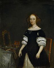 Portrait of Petronella de Waert