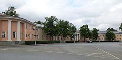 Petrozavodsk.National museum of Karelia.jpg