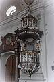 Pfarrkirchen, Wallfahrtskirche Gartlberg, pulpit 002.JPG
