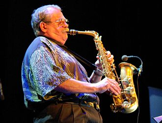 Phil Woods - Woods in Oslo, 2007