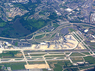 Philadelphia International Airport - Image: Philadelphia International Airport