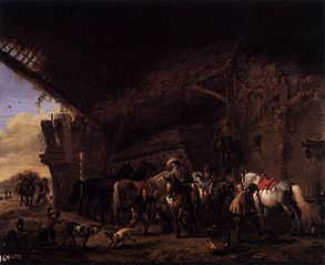 Departure from the Inn