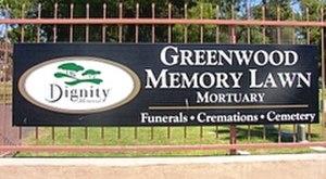 Greenwood/Memory Lawn Mortuary & Cemetery - Image: Phoenix Greenwood Memory Lawn 1902