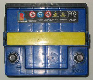 Car Battery Fluid Acid Or Base