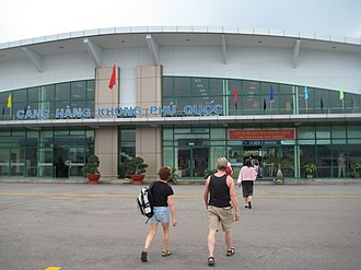 Duong Dong Airport - Phú Quốc airport, 2009