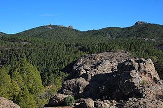 Pico de las Nieves - Image: Pico de las Nieves WLE Spain 2015