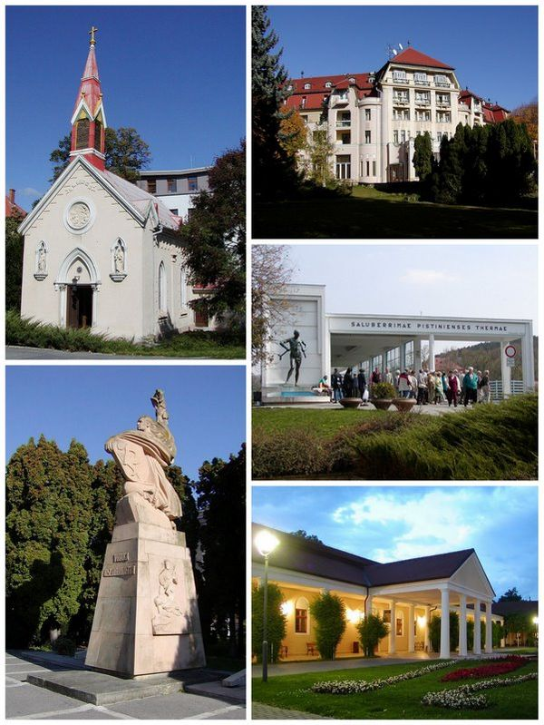 Pictures of Piestany