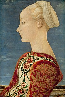 mistress of Galeazzo Maria Sforza, Duke of Milan