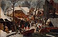 Pieter Brueghel the Younger - Adoration of the Magi - WGA3613.jpg