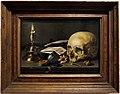 Pieter claesz, natura morta con vanitas, 1625, 01 teschio.jpg