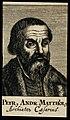 Pietro Andrea Mattioli. Line engraving, 1688. Wellcome V0003914.jpg