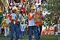 PikiWiki Israel 3009 Jewish holidays חג ביכורים גן-שמואל 2009.JPG