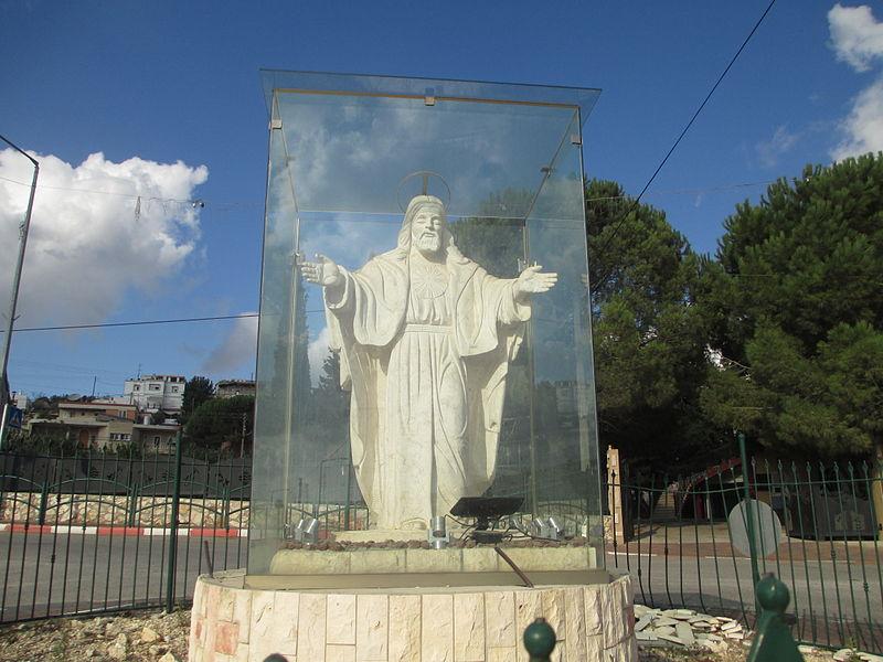 פסל ישו בפסוטה