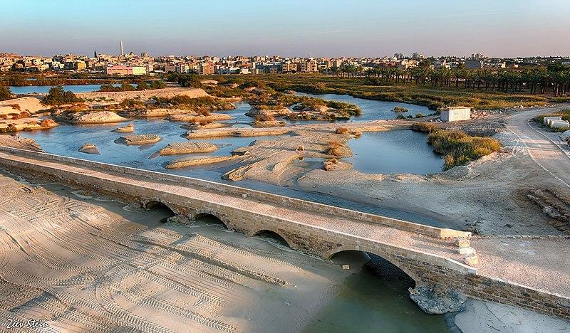 ג'סר א־זרקה הגשר הכחול