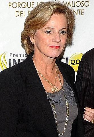 Pilar Nores de García - Image: Pilar Nores de García