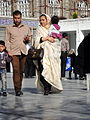 Pilgrims and People around the Holy shrine of Imam Reza at Niruz days - Mashhad - Khorasan - Iran 075.JPG