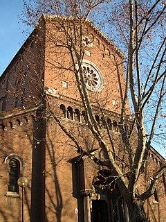 Santa Teresa, Rome church building in Rome, Italy