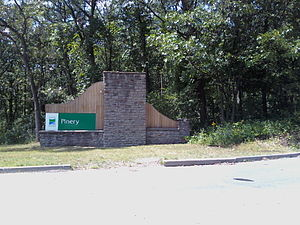 Pinery Provincial Park Entrance.jpg